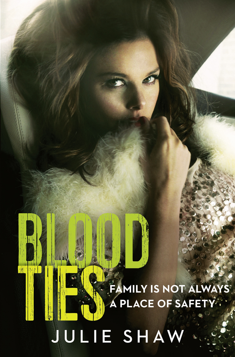 Julie Shaw Blood Ties: Family is not always a place of safety irene hannon apprentice father