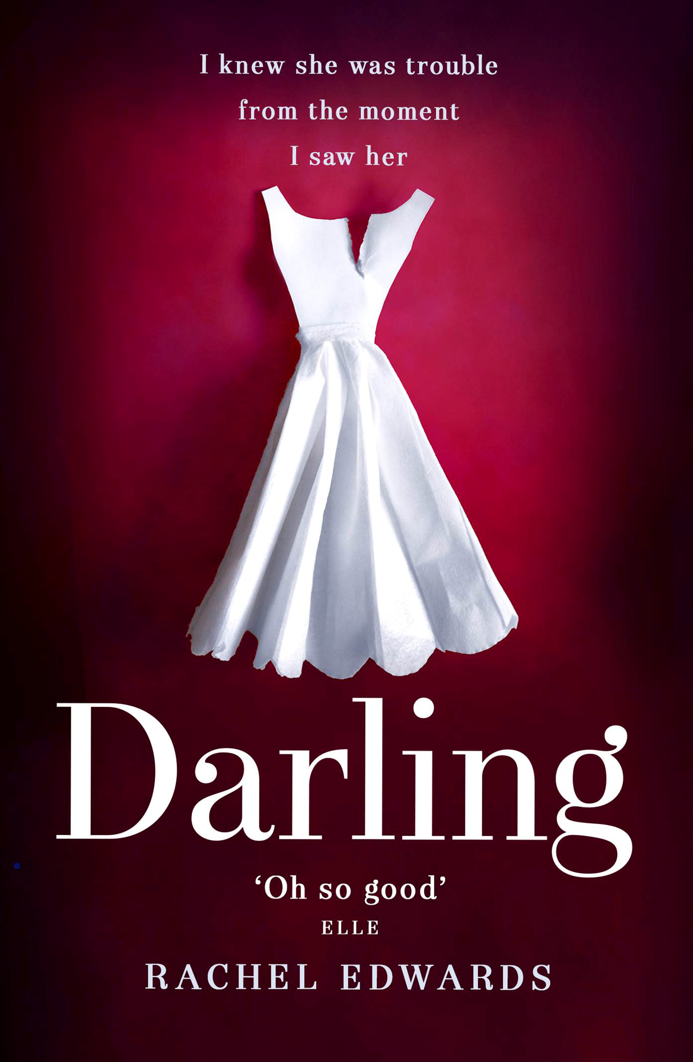 Rachel Edwards Darling: The most shocking psychological thriller you will read this summer sophie draper cuckoo a haunting psychological thriller you need to read this christmas