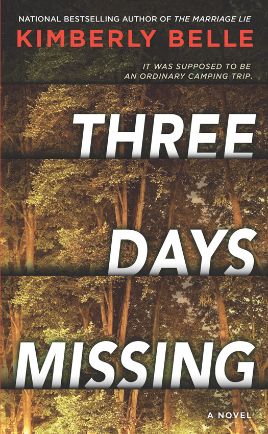 Kimberly Belle Three Days Missing: A nail-biting psychological thriller with a killer twist!