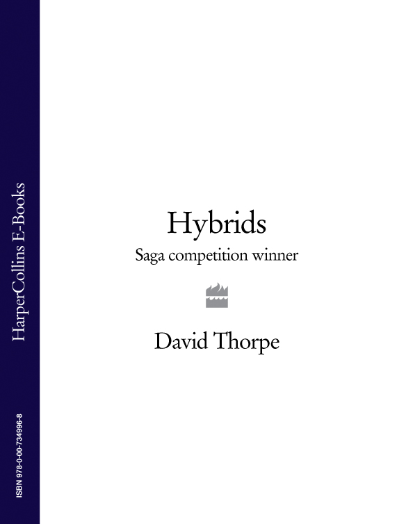 цены на David Thorpe Hybrids: Saga Competition Winner  в интернет-магазинах