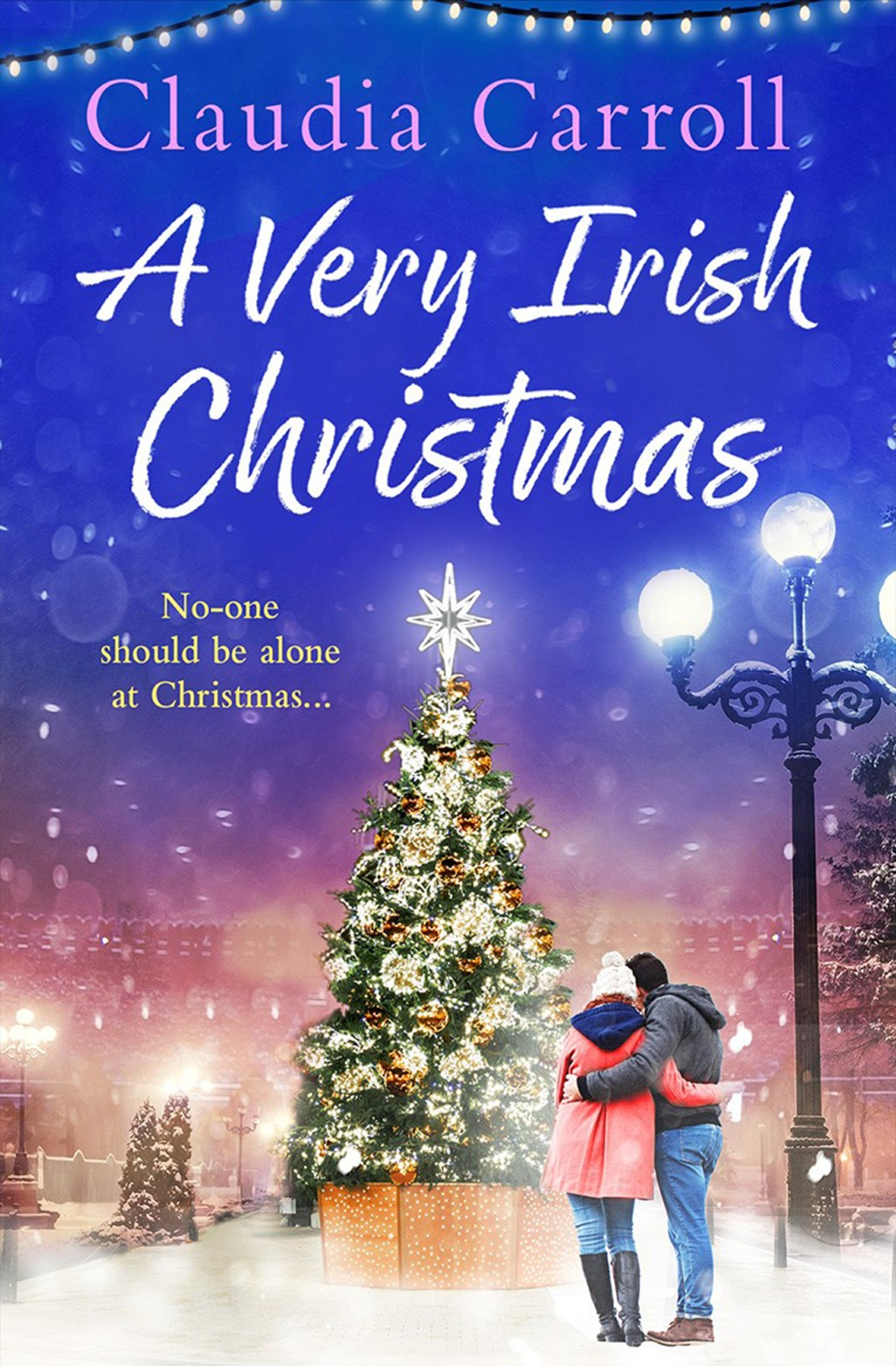Claudia Carroll A Very Irish Christmas: A festive short story to curl up with this Christmas!