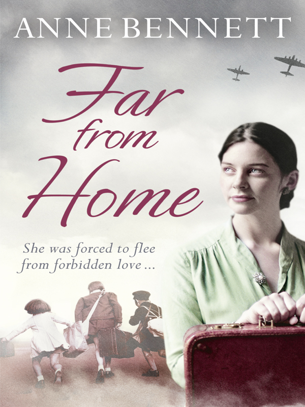 Anne Bennett Far From Home far from paradise