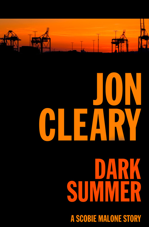Jon Cleary Dark Summer jon cleary the easy sin