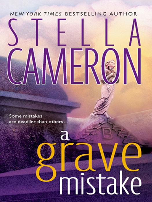 Stella Cameron A Grave Mistake stella cameron sihtmärk