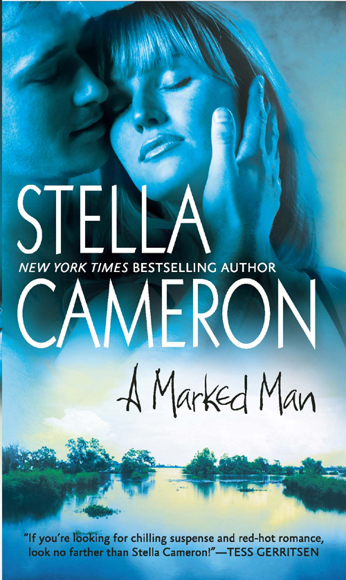 Stella Cameron A Marked Man marked in ink