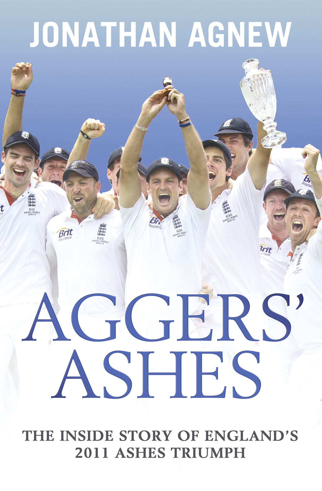 Jonathan Agnew Aggers' Ashes tahir s an ember in the ashes