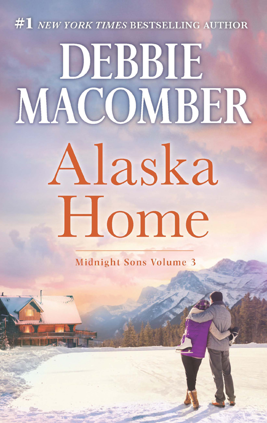 Debbie Macomber Alaska Home: Falling for Him / Ending in Marriage / Midnight Sons and Daughters skagen skw2189