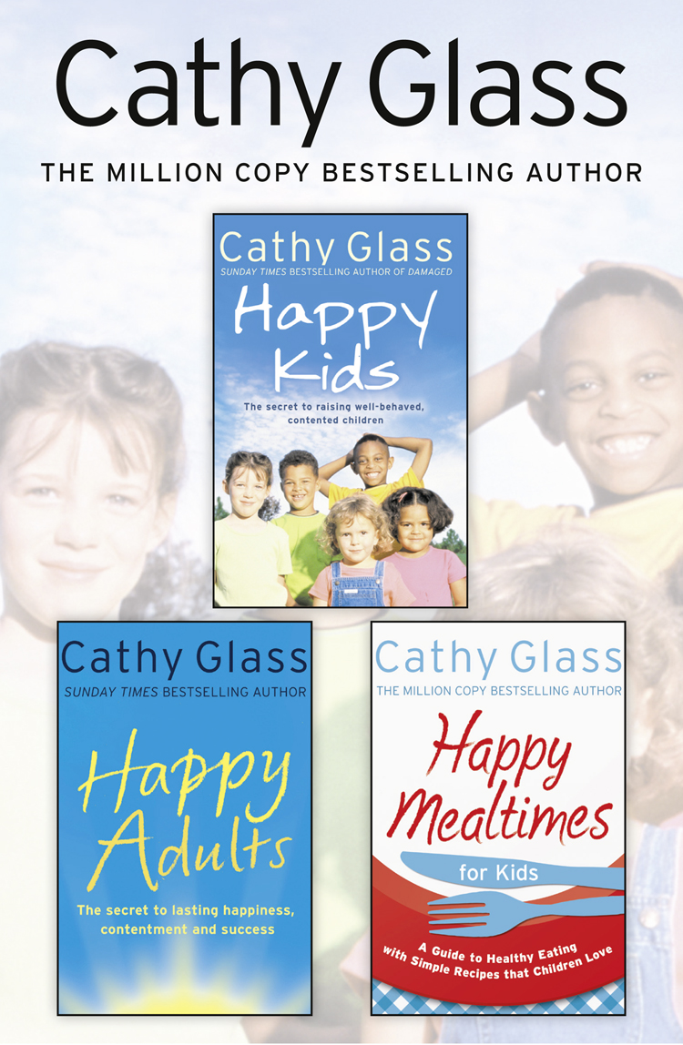 Cathy Glass Cathy Glass 3-Book Self-Help Collection cathy kelly cathy kelly 3 book collection 1 lessons in heartbreak once in a lifetime homecoming