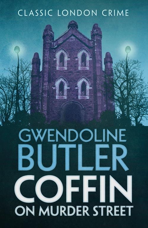 Gwendoline Butler Coffin on Murder Street murder on washington square