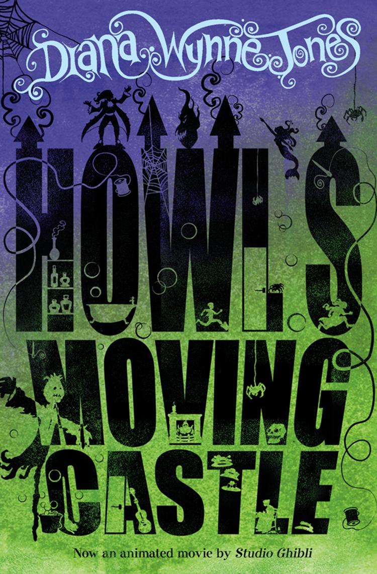 Diana Wynne Jones Howl's Moving Castle diana wynne jones the ogre downstairs