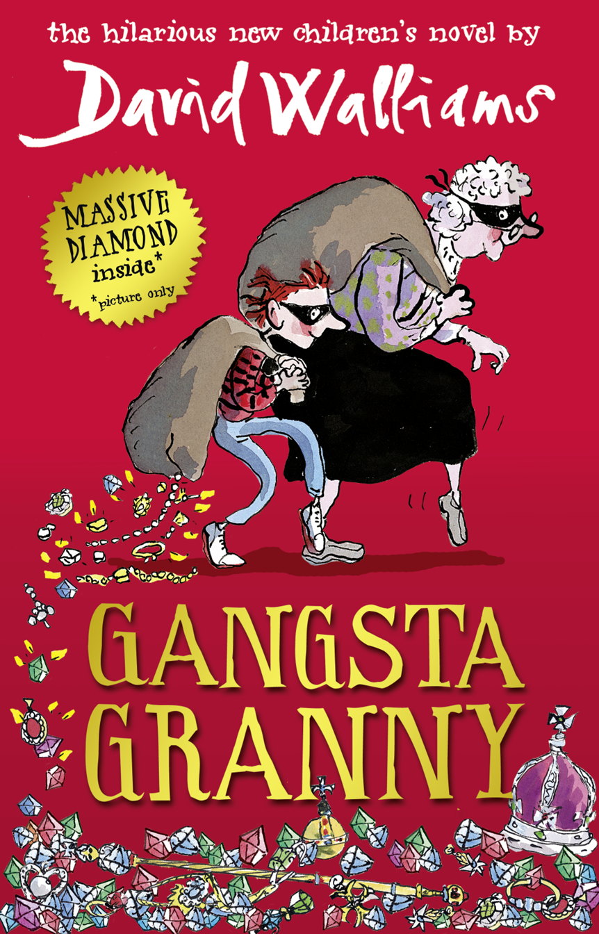 David Walliams Gangsta Granny my granny