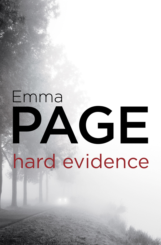 Emma Page Hard Evidence emma page family and friends
