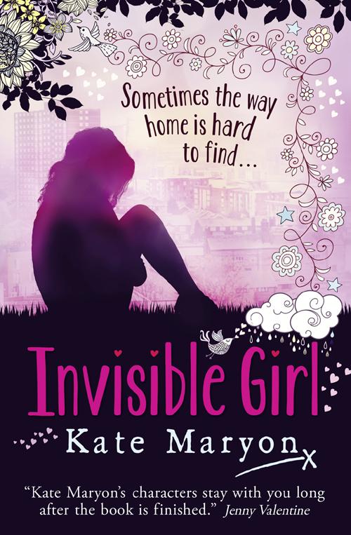 купить Kate Maryon Invisible Girl недорого