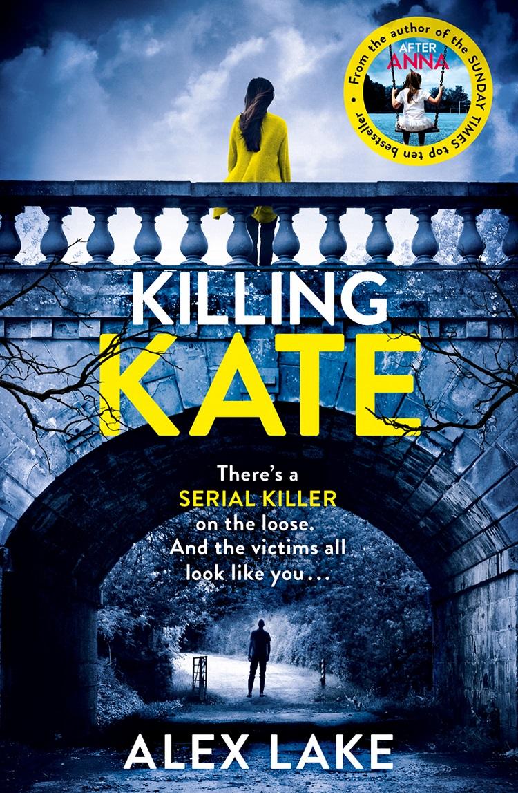 Alex Lake Killing Kate the killing 2