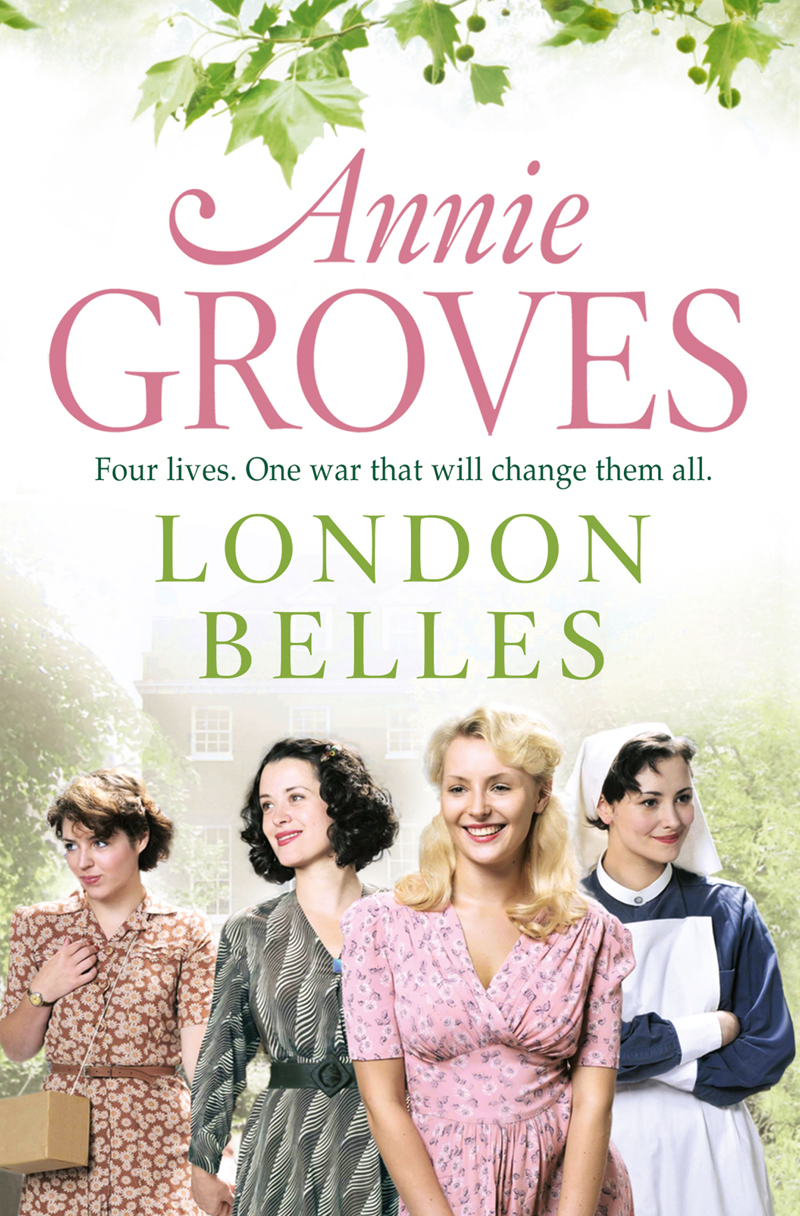 Annie Groves London Belles annie groves london belles