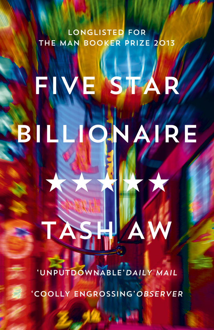Tash Aw Five Star Billionaire кофта billionaire