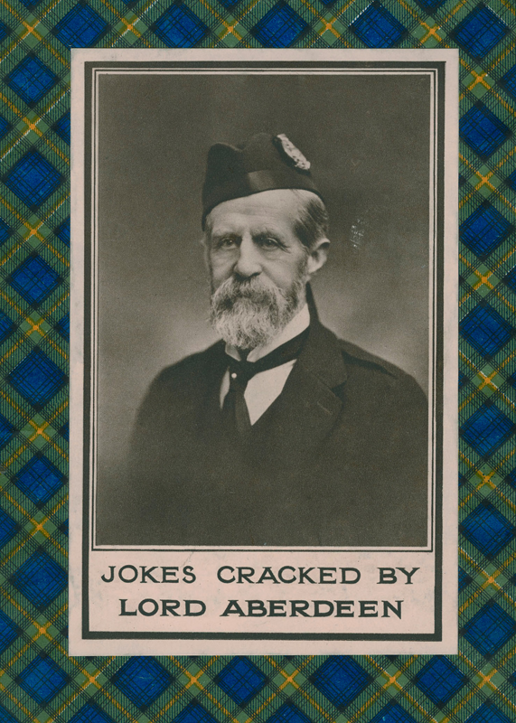 Lord Aberdeen Jokes Cracked By Lord Aberdeen lord aberdeen jokes cracked by lord aberdeen