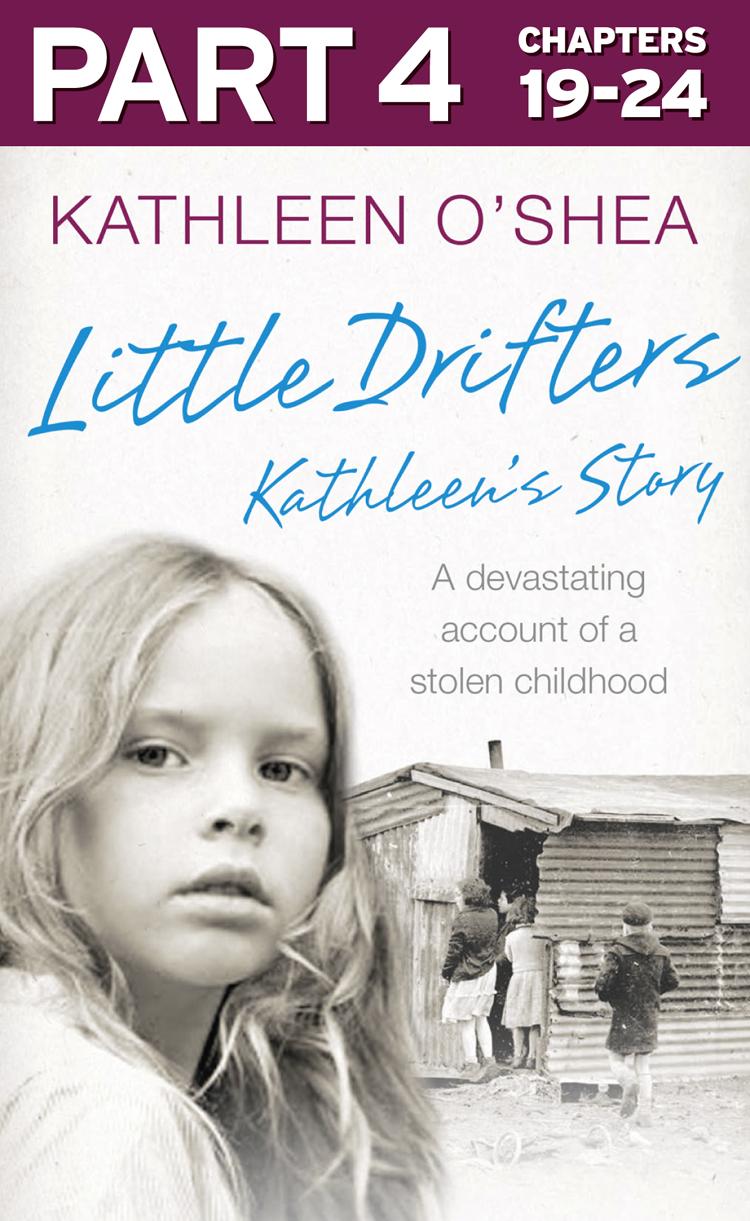 Kathleen O'Shea Little Drifters: Part 4 of 4 kathleen june horne 24 days of devotion