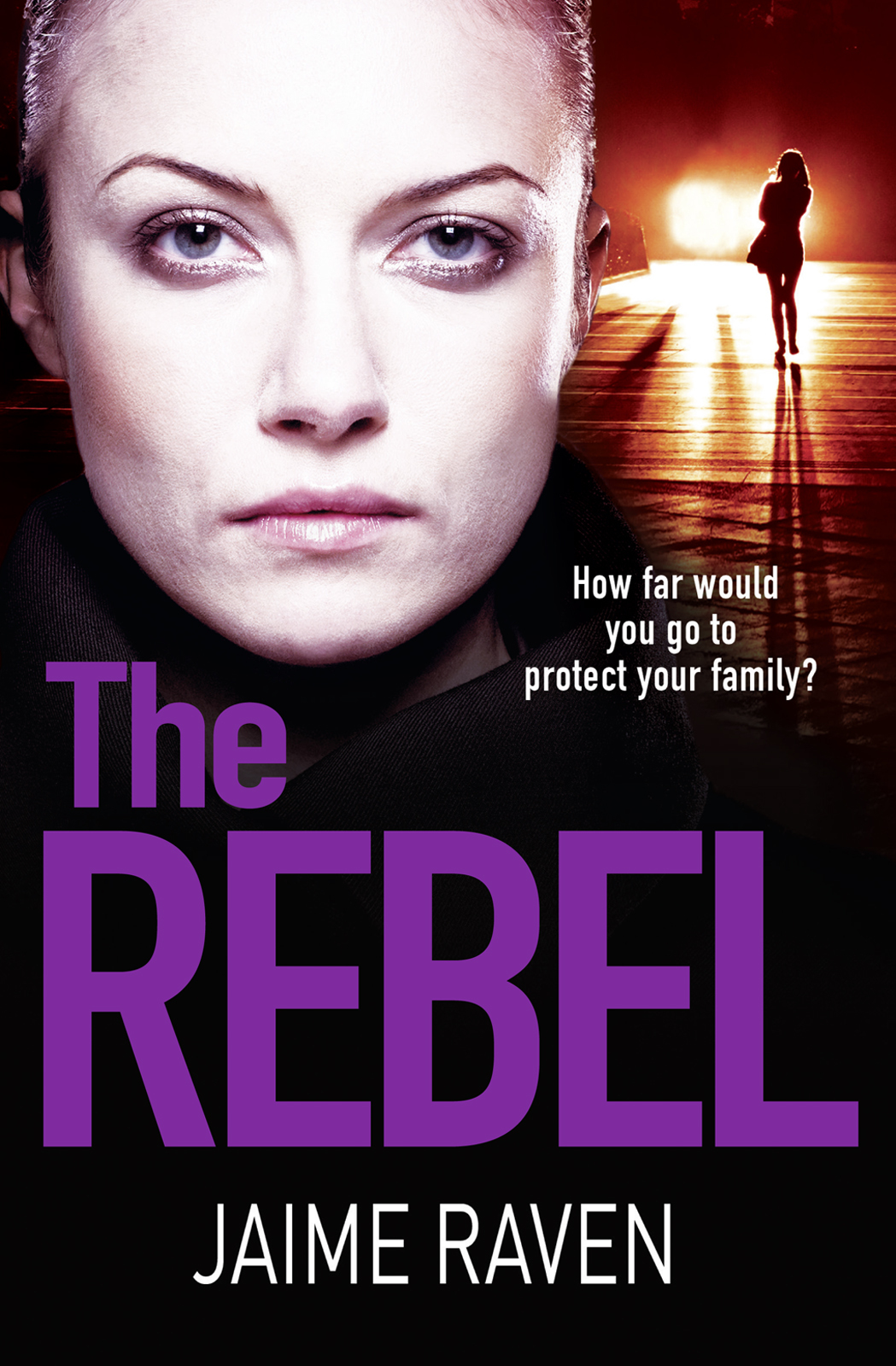 Jaime Raven The Rebel: The new crime thriller that will have you gripped in 2018 the advent killer crime thriller