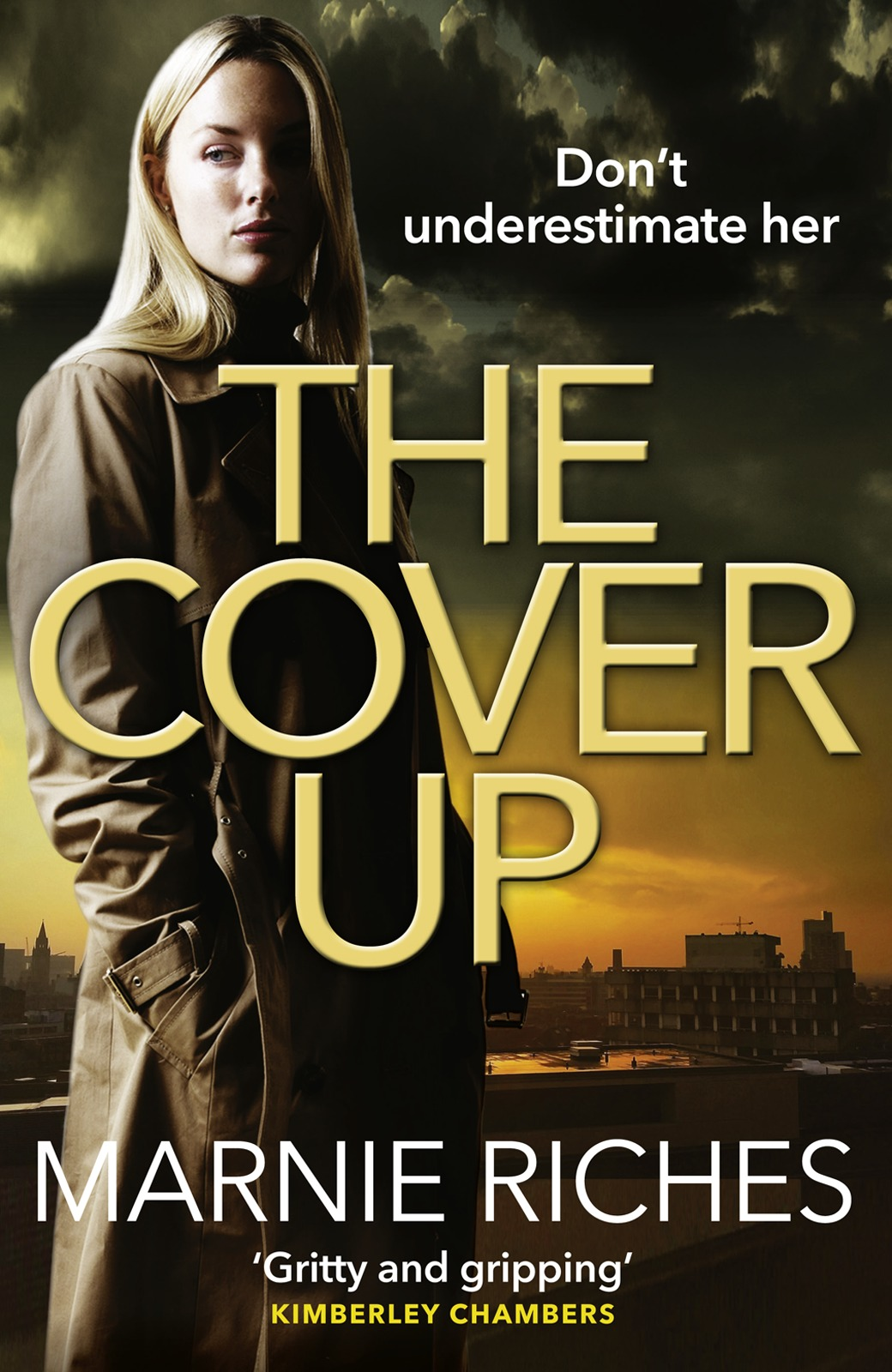 цена Marnie Riches The Cover Up: A gripping crime thriller for 2018