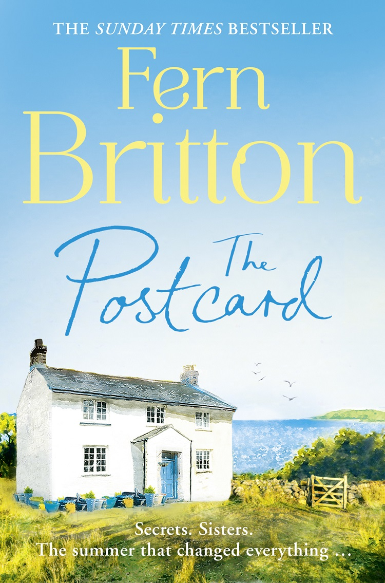 Fern Britton The Postcard: Escape to Cornwall with the perfect summer holiday read fern britton fern britton summer collection new beginnings hidden treasures the holiday home the stolen weekend