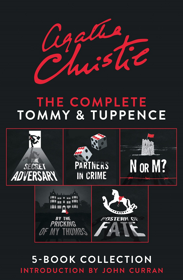 Агата Кристи The Complete Tommy and Tuppence 5-Book Collection набор отверток stanley fatmax из 6шт torx 0 65 099