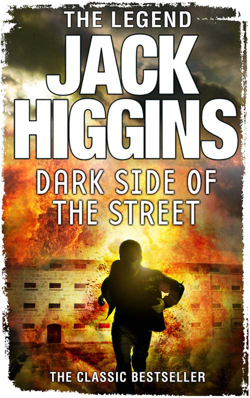 Jack Higgins The Dark Side of the Street 6sl3 255 g120 basic operater key panel bop 2 6sl3255 0aa00 4ca1 new original in box
