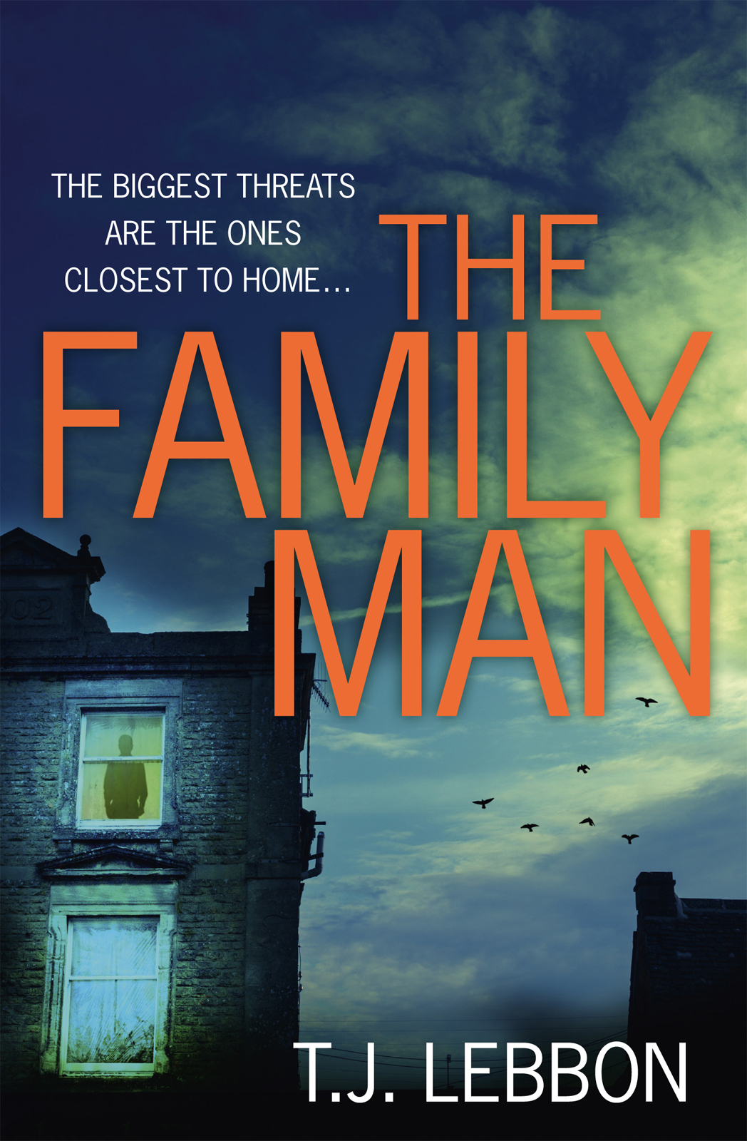 T.J. Lebbon The Family Man: An edge-of-your-seat read that you won't be able to put down цена и фото