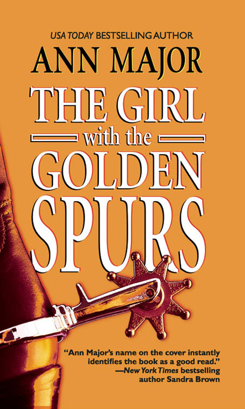 Ann Major The Girl with the Golden Spurs ann major the hot ladies murder club