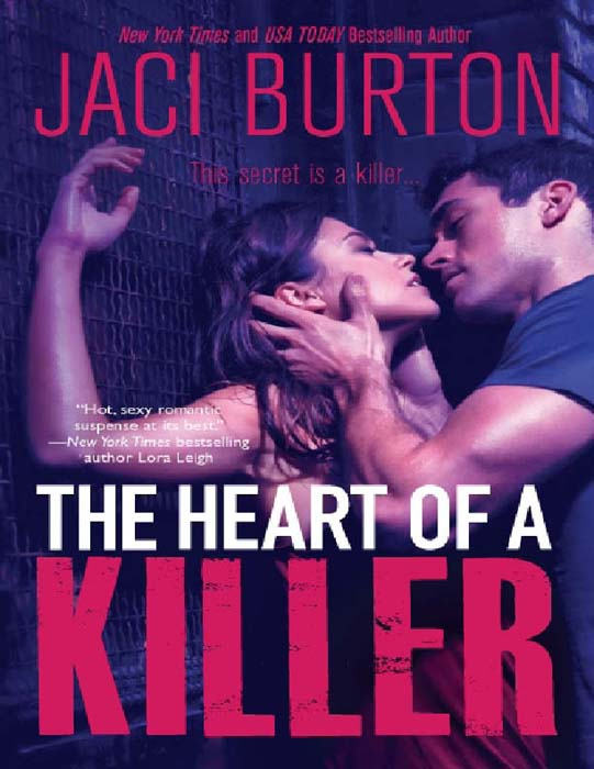 Jaci Burton The Heart of a Killer the heart of a goof