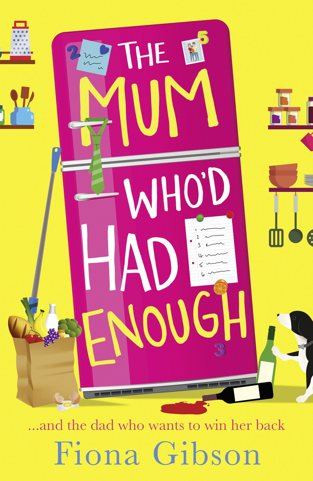 Fiona Gibson The Mum Who'd Had Enough: A laugh out loud romantic comedy perfect for fans of Why Mummy Drinks ultra loud bicycle air horn truck siren sound 120db