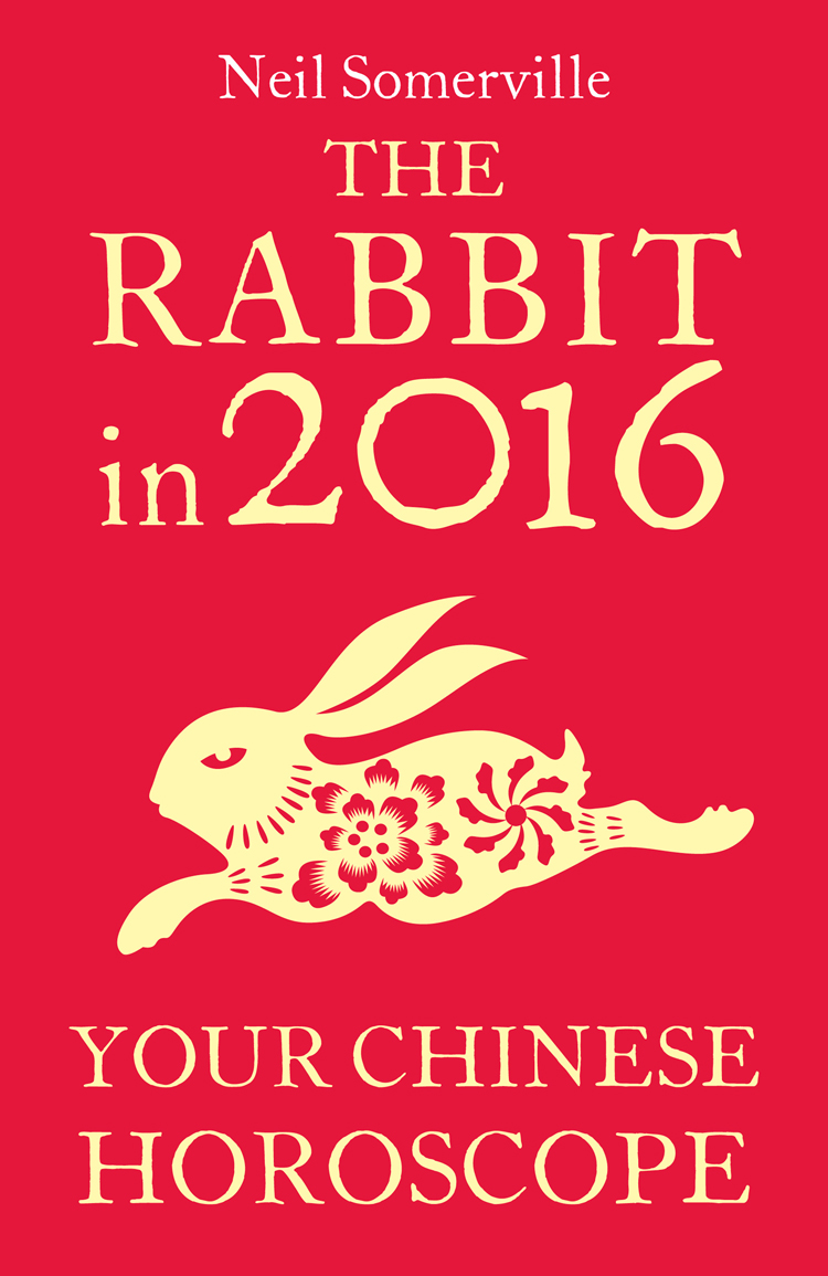 Neil Somerville The Rabbit in 2016: Your Chinese Horoscope юбка care of you care of you ca084ewgugj5