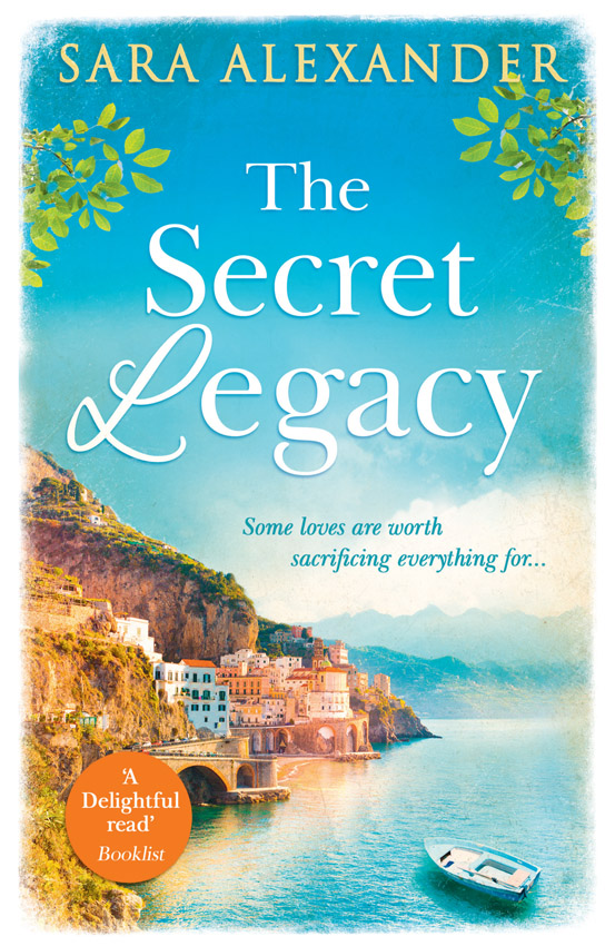 Sara Alexander The Secret Legacy: The perfect summer read for fans of Santa Montefiore, Victoria Hislop and Dinah Jeffries heward victoria green apple secret of the stones cd new edition