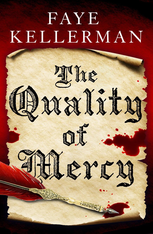 Faye Kellerman The Quality of Mercy kellerman faye blindman s bluff