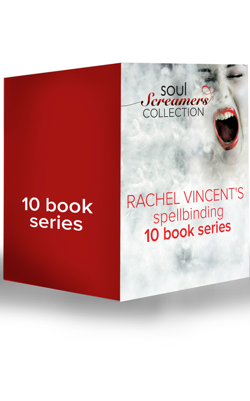 Rachel Vincent Soul Screamers Collection цена и фото