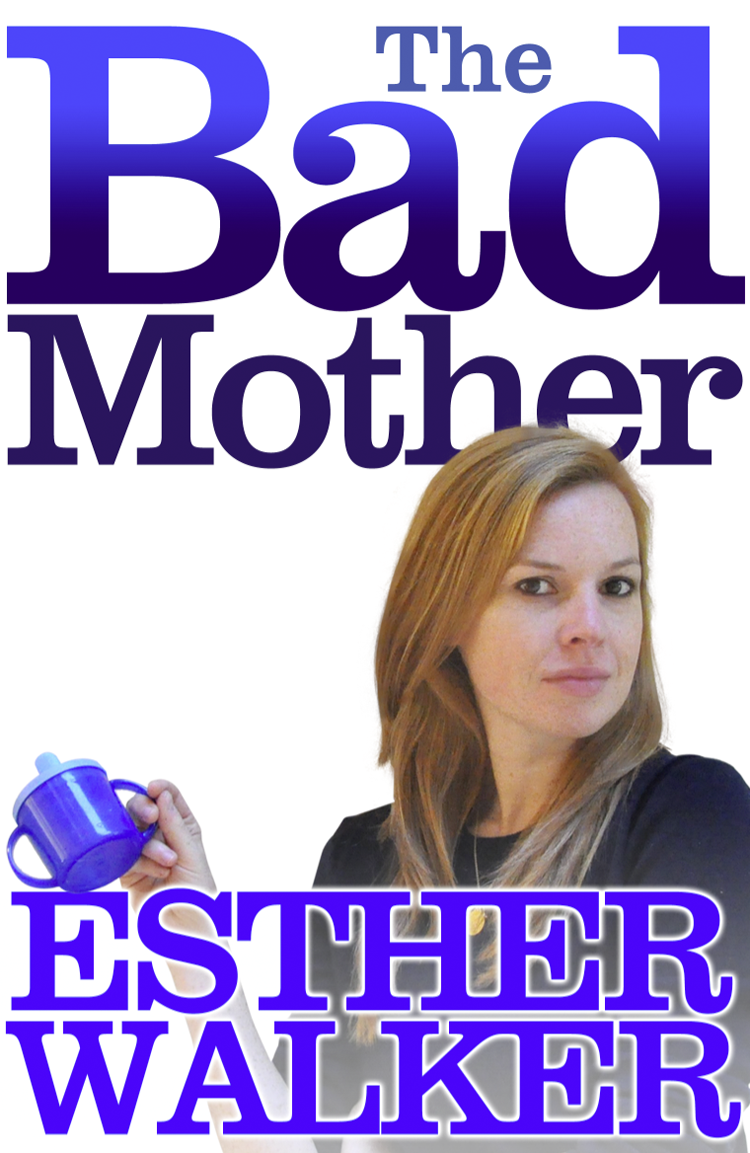 Esther Walker The Bad Mother боди esther m