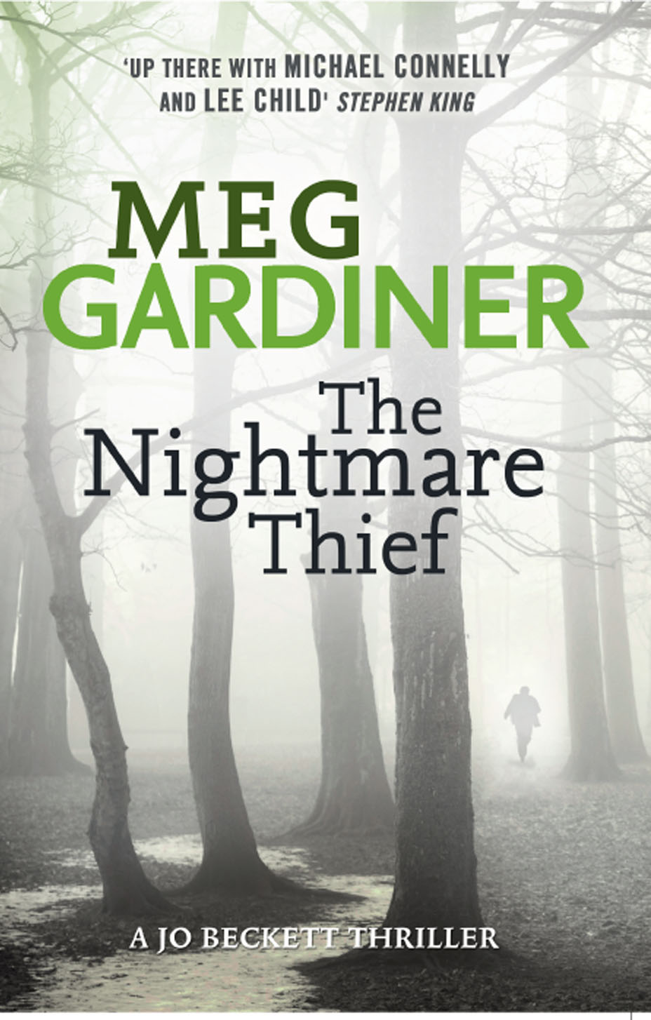 цены Meg Gardiner The Nightmare Thief