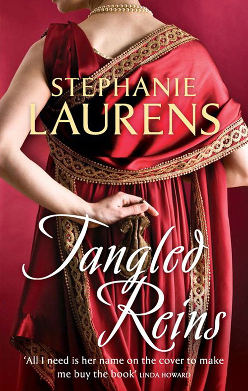 Stephanie Laurens Tangled Reins julie hogan tangled sheets tangled lies