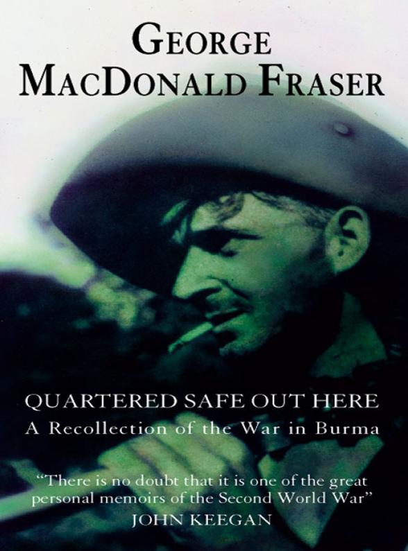 George Fraser MacDonald Quartered Safe Out Here цена и фото