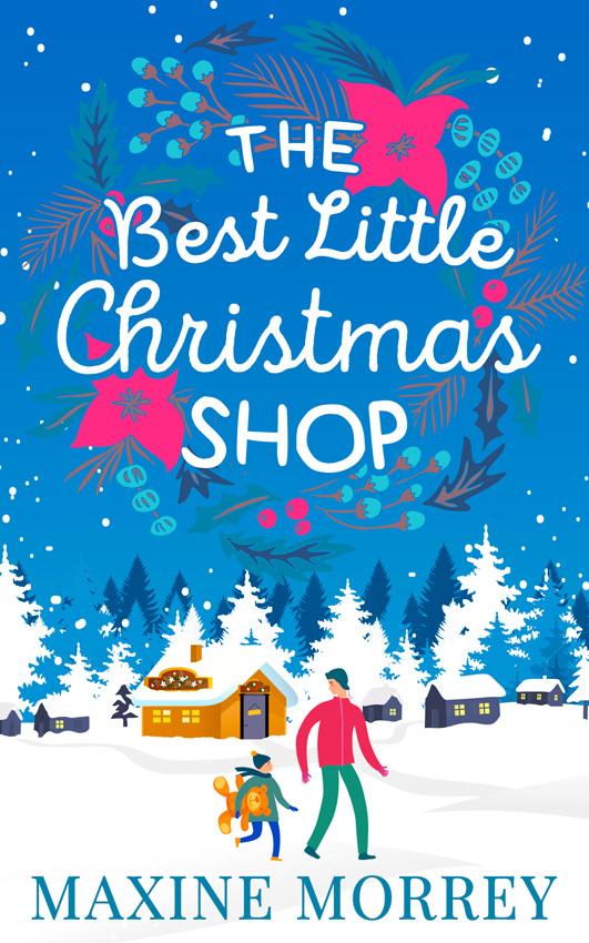 Maxine Morrey The Best Little Christmas Shop цена