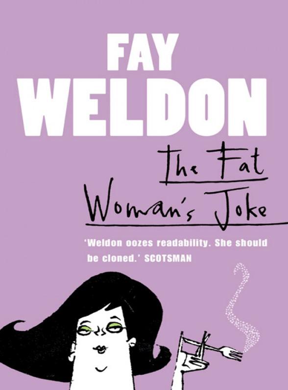 лучшая цена Fay Weldon The Fat Woman's Joke