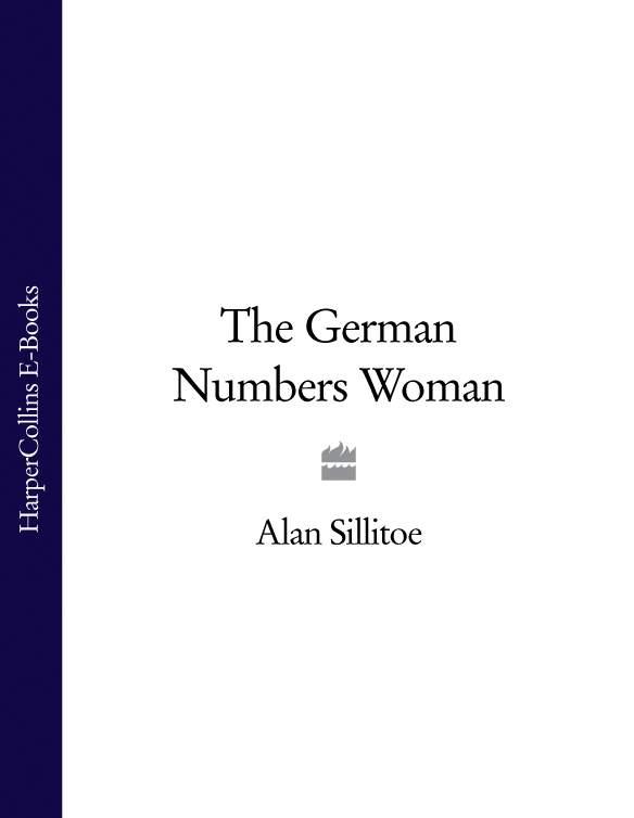 Фото - Alan Sillitoe The German Numbers Woman the penguin german phrasebook