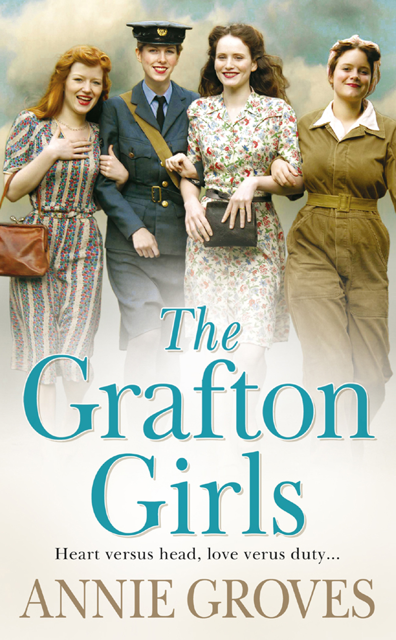 Annie Groves The Grafton Girls annie groves london belles