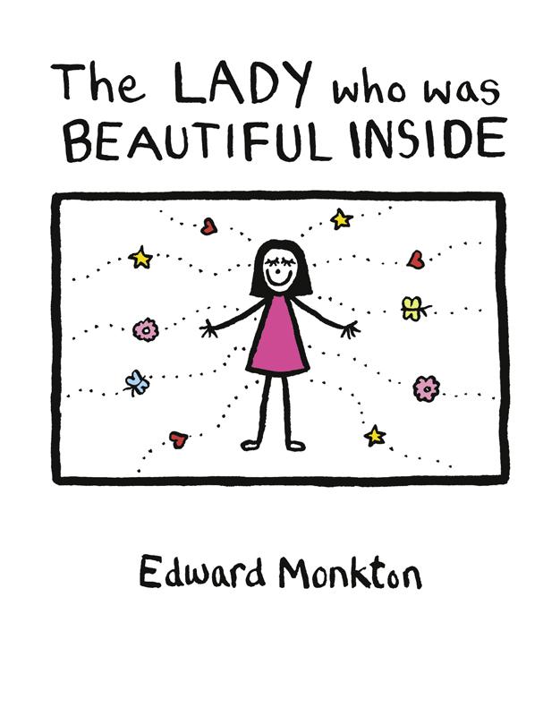 Edward Monkton The Lady who was Beautiful Inside geparlys beautiful lady w edp 100 мл