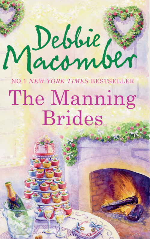 Debbie Macomber The Manning Brides: Marriage of Inconvenience / Stand-In Wife debbie macomber alaska home falling for him ending in marriage midnight sons and daughters