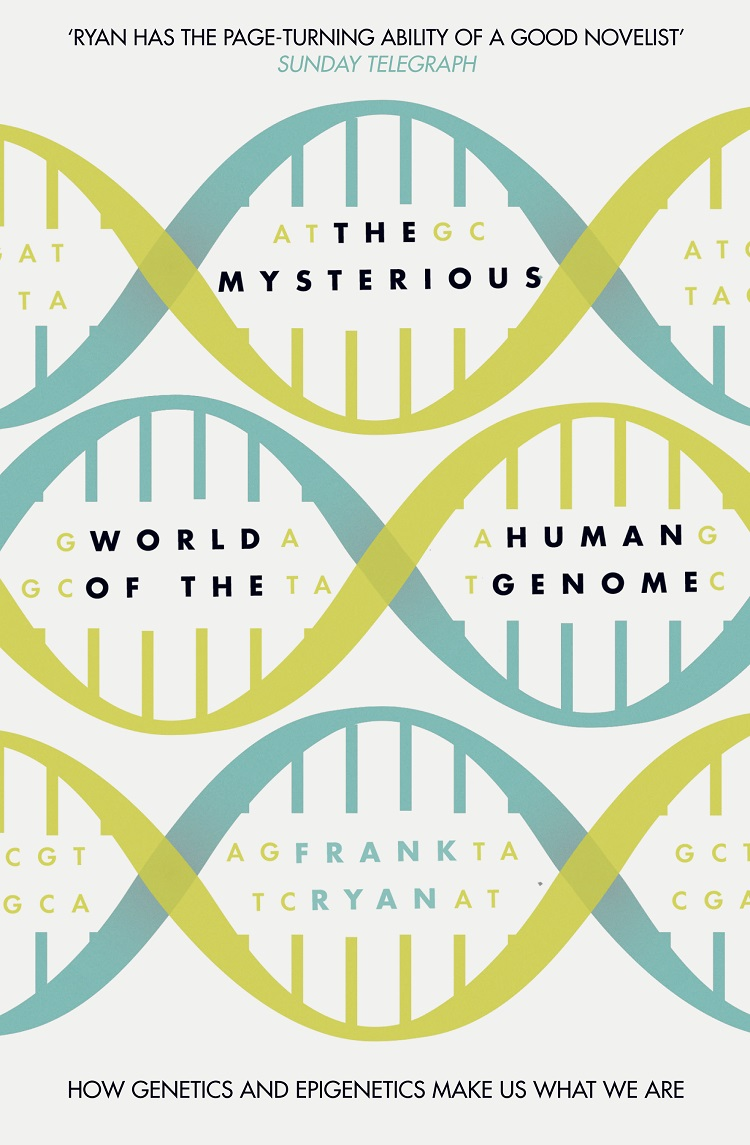Frank Ryan The Mysterious World of the Human Genome vintage mysterious magic world magnetic buckle kraft paper notebook papelaria material escolar school gift office supplies gt102