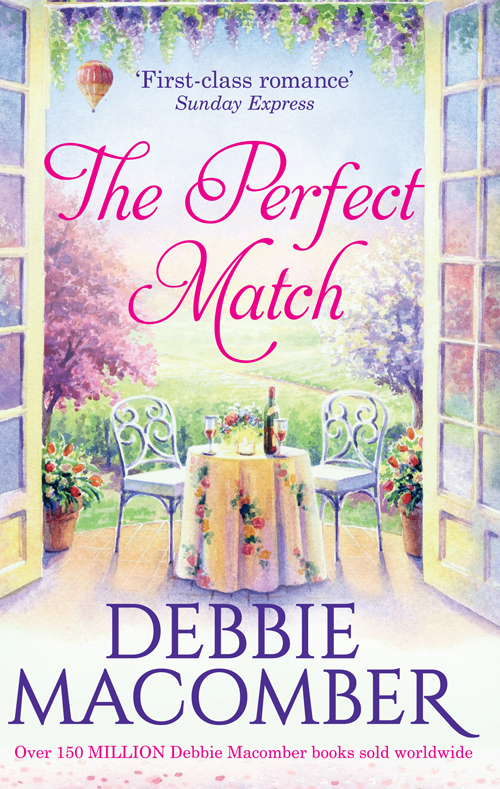 Debbie Macomber The Perfect Match: First Comes Marriage / Yours and Mine debbie macomber alaska home falling for him ending in marriage midnight sons and daughters