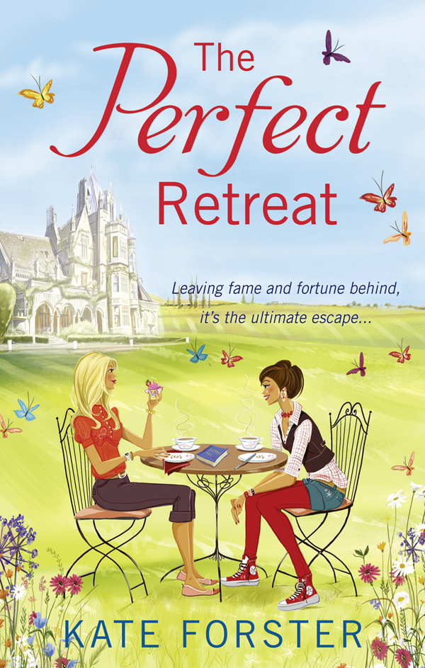 Kate Forster The Perfect Retreat цена и фото