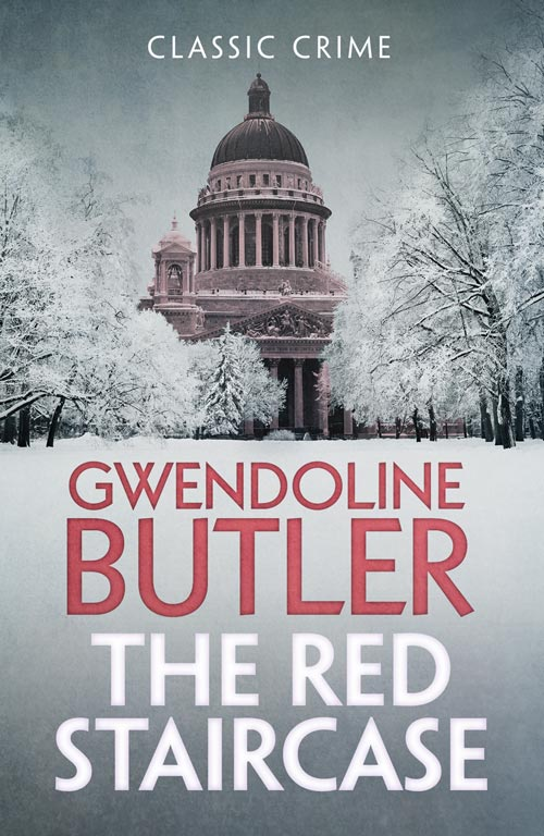 Gwendoline Butler The Red Staircase gwendoline butler coffin on the water
