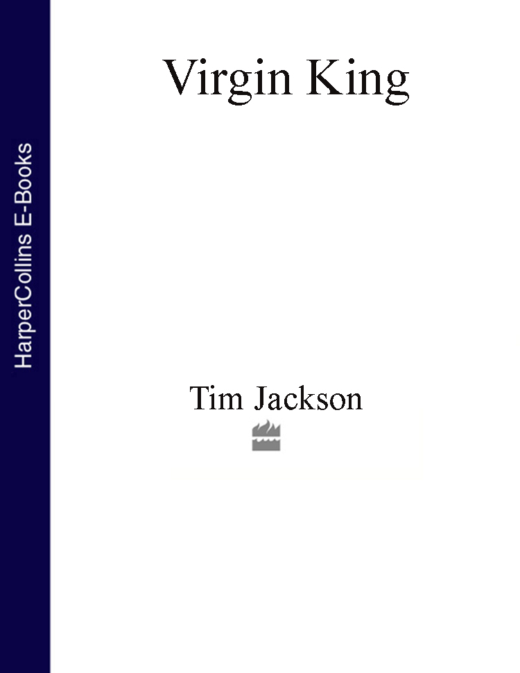Tim Jackson Virgin King (Text Only)